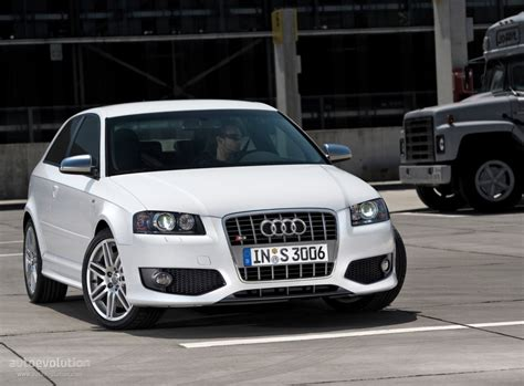 Audi S3 2008 by Audi S3 2006 2007 2008 Autoevolution