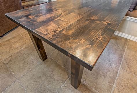 bench tables knotty alder traditional farmhouse table ks woodcraft