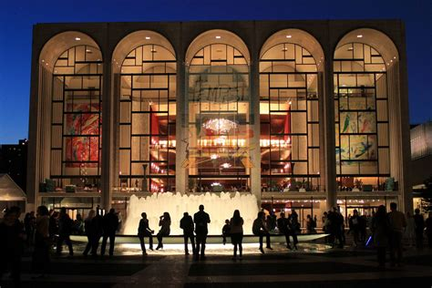 A Place New York City Opera Open House Ny 2016 Tours Include New York Wheel Met Opera House Curbed Ny