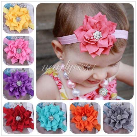 baby flower headband infant toddler flower hair bow 10pcs baby infant toddlers flower headband hair