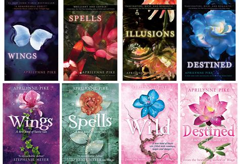 wing books wings series by aprilynne pike world of covers