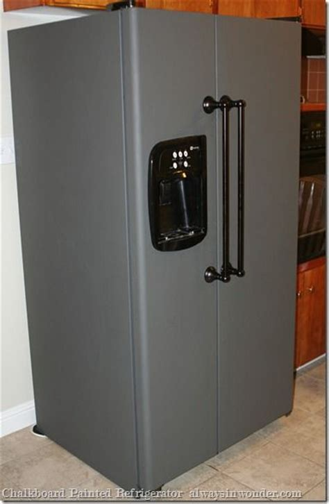 chalkboard paint tintable 17 best ideas about chalkboard paint refrigerator on