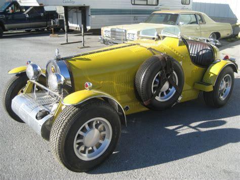 Bugatti Type 35 Replica For Sale 1927 Bugatti Type 35 Replica For Sale Photos Technical