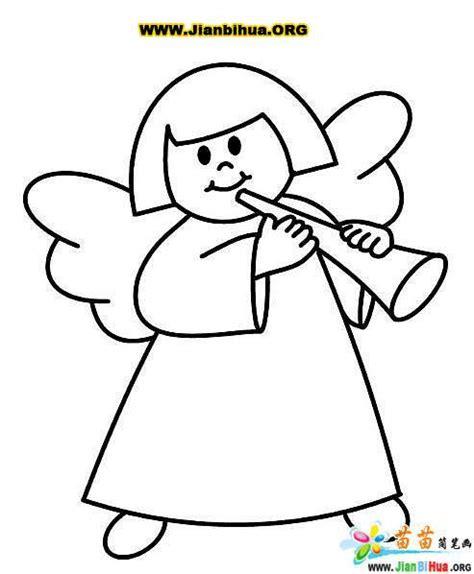 doodle angles 卡通天使翅膀简笔画欣赏 卡通天使翅膀简笔画相关图片内容