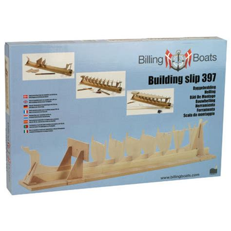 billing boats building slip  hobbies