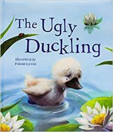 amazon com the ugly duckling 9781445481005 parragon