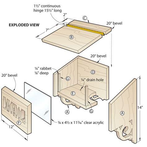 mailbox woodworking plans mailbox woodworking plans with fantastic trend egorlin