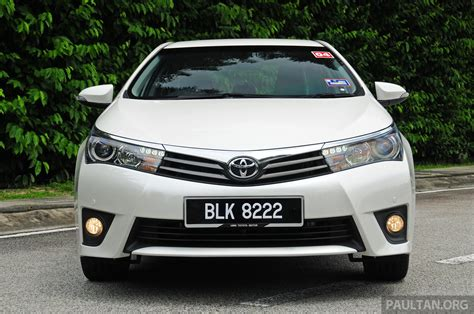 Toyota Altis Images Driven 2014 Toyota Corolla Altis 2 0v On Local Roads