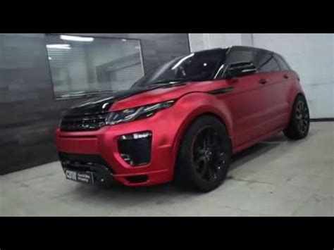 chrome range rover evoque range rover evoque matt chrome