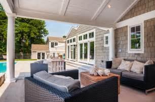 Vista Pro Landscape Lighting - tulsa midtown hamptons style renovation beach style patio oklahoma city by drm design
