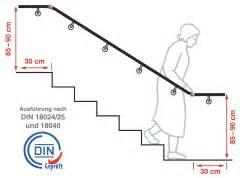 treppen din 18065 pdf barrierefrei treppensicherheit beidseitiger handlauf
