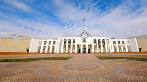 parliament house in canberra australian capital territory