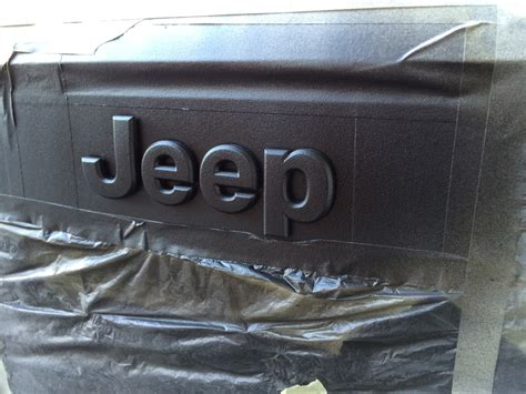 plasti dip jeep emblem jeep emblem plasti dip fotos non tech forum jeep forum