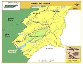 johnson county tennessee century farms