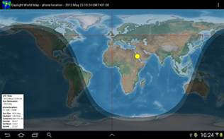 World Daylight Map daylight world map android apps auf google play