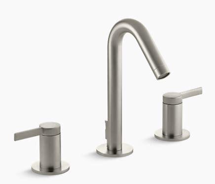 remove kohler bathroom faucet handle remove the handles for the stillness bathroom faucet kohler
