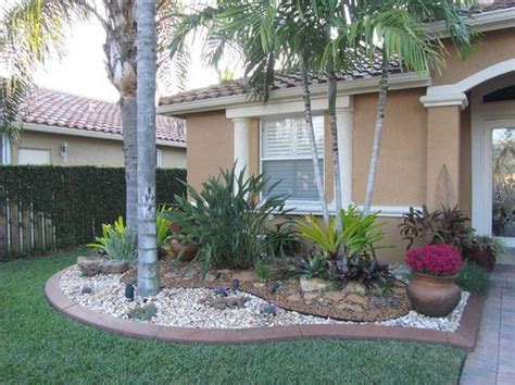 Rock Garden Design Ideas To Create A Natural And Organic Front Yard Rock Garden