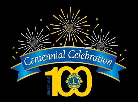 Centennial Celebration Celebrate Centennial Pinterest Celebrations | lions clubs indonesia 307 a2