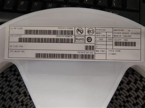 Pic18f4450 I Pt Micro Chip excellent electronics hk co ltd