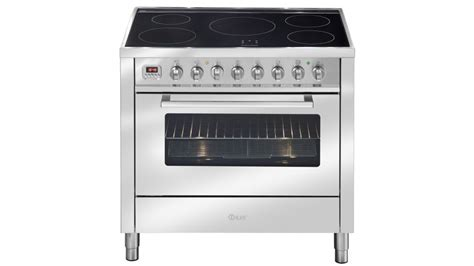electric induction freestanding cookers ilve 90cm induction electric freestanding cooker stainless steel freestanding cookers