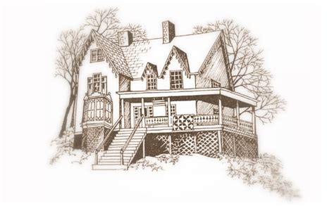 draw my house december 2007 blovika
