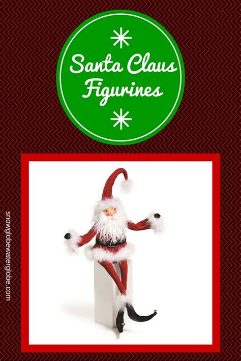 santa claus collectibles collectible santa claus figurines