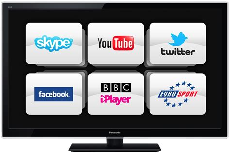 Tv Panasonic Smart aplicaciones para smart tv panasonic planeta smart tv
