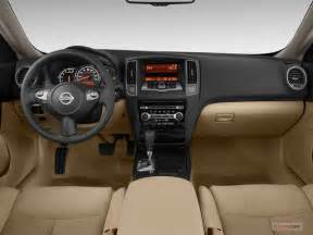 2012 nissan maxima interior u s news world report