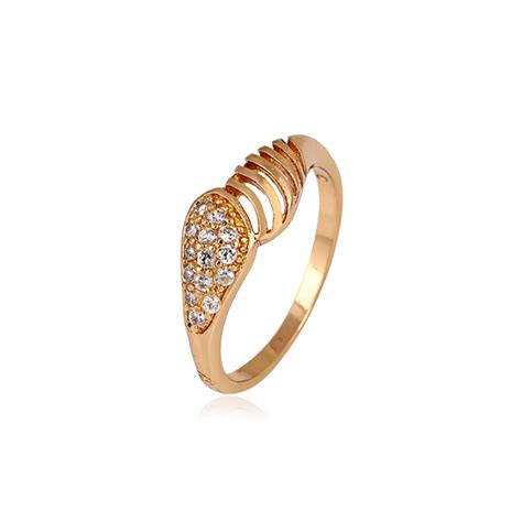N 802 Cincin Xuping buy grosir xuping perhiasan from china xuping perhiasan penjual aliexpress