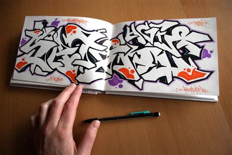 sketchbook graffiti graffiti sketchbook graffiti sle