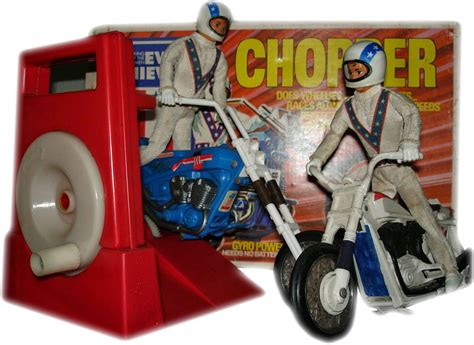 Evel Knievel Motorrad Spielzeug by Got Evel The Marvelous Merchandising Of Evel Knievel