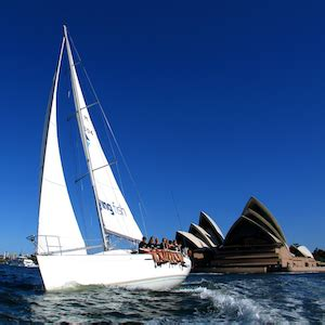 hire sailing dinghy sydney charters flying fish sail academy
