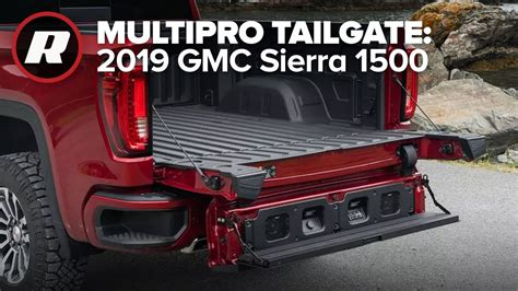 2019 Gmc New Tailgate by 2019 Silverado Tailgate Motavera