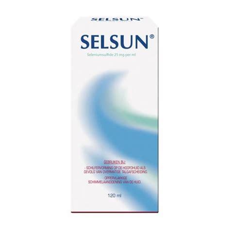Sho Selsun 7 Herbal selsun shoo groot