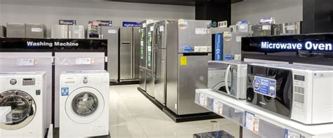 microwave store point design sm appliance store aura taguig philippines