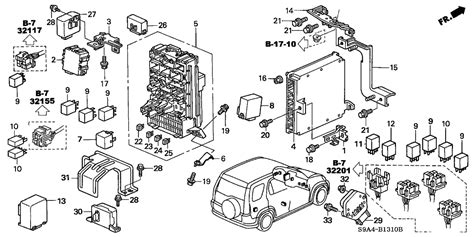 2003 honda crv parts diagram 2003 honda cr v engine diagram wiring diagram with