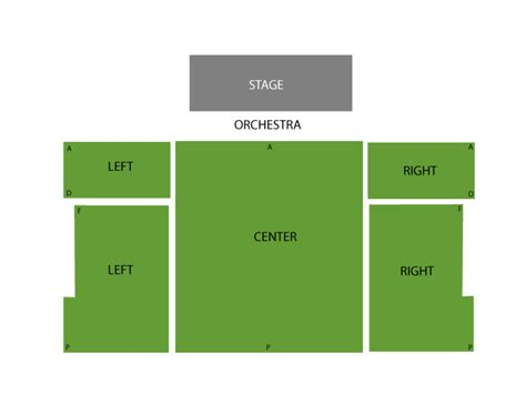 new world stages seating chart new world stages stage four seating chart and tickets