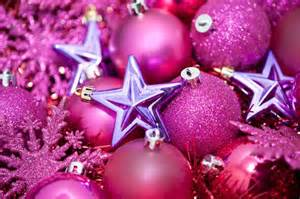 photo of girls pink glittery stars and baubles free