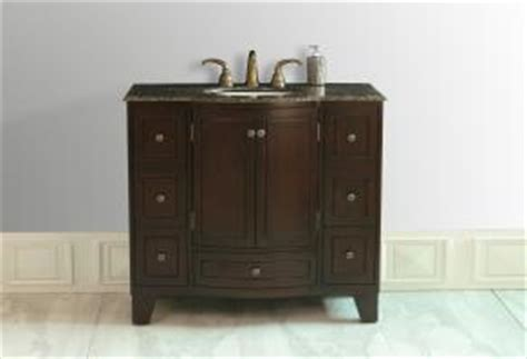 40 Inch Bathroom Vanity Cabinet by 40 Inch Antique Style Single Sink Vanity Cabinet Uvcd01240