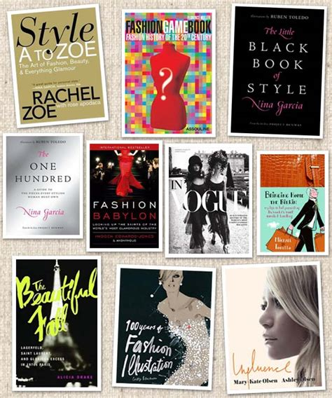7 Best Books On Fashion by Tips Couturekrumbs