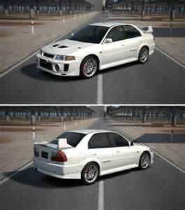 Mitsubishi Lancer V Mitsubishi Lancer Evolution V Gsr 98 By Gt6 Garage On
