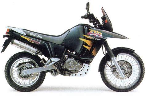 Dr Suzuki by Suzuki Dr750s Dr800s Big