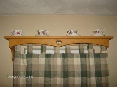 window shelf and curtain rod by dbourque lumberjocks