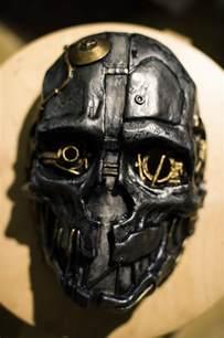 Dishonored Mask Dishonored Corvo Attano