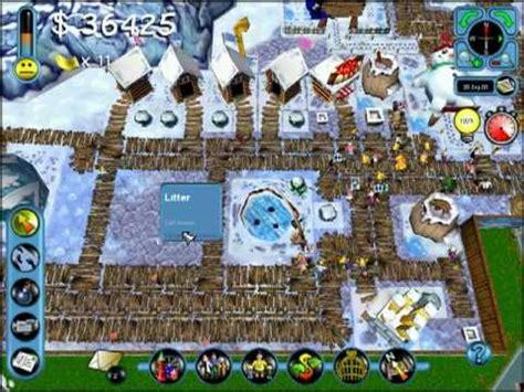 theme park inc theme park inc speedrun attempt 1 missions 00 04