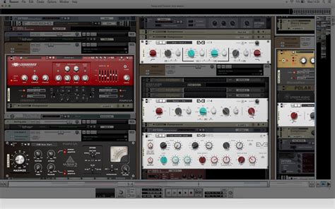 Reason Rack Extensions by Propellerhead Reason Rebirth To Rack Extensions Kuassa