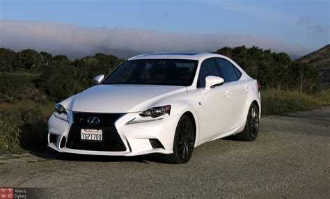 lexus is f sport 2015 lexus is 350 f sport interior 005 the truth about cars