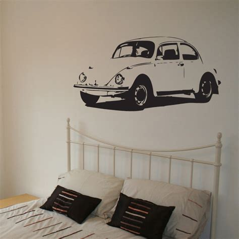 wall stickers cars vintage car vinyl wall decal