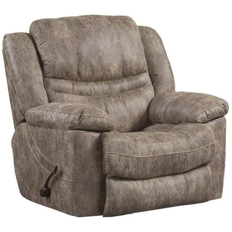 Catnapper Recliner Reviews by Catnapper Valiant Swivel Glider Recliner In Marble