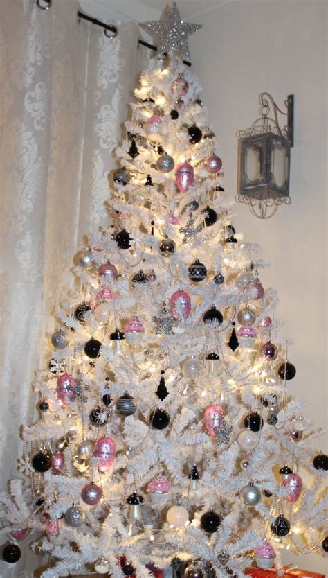 white tree with pink lights 17 best images about trees on